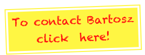 To contact Bartosz click  here!