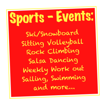 Sports - Events: