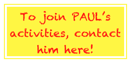 To join PAUL's activities, contact him here!